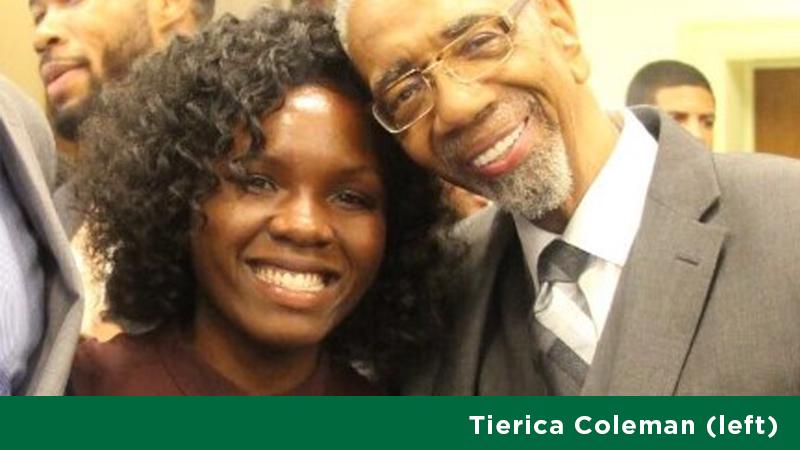 Tierica Coleman