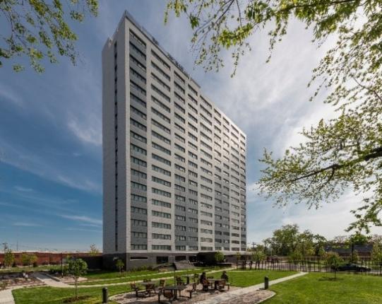 Fannie Emanuel Apartments