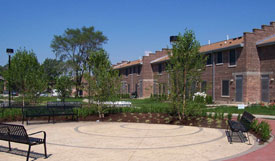 Altgeld Gardens And Phillip Murray Homes The Chicago Housing