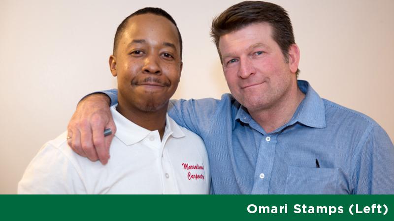 Omari Stamps
