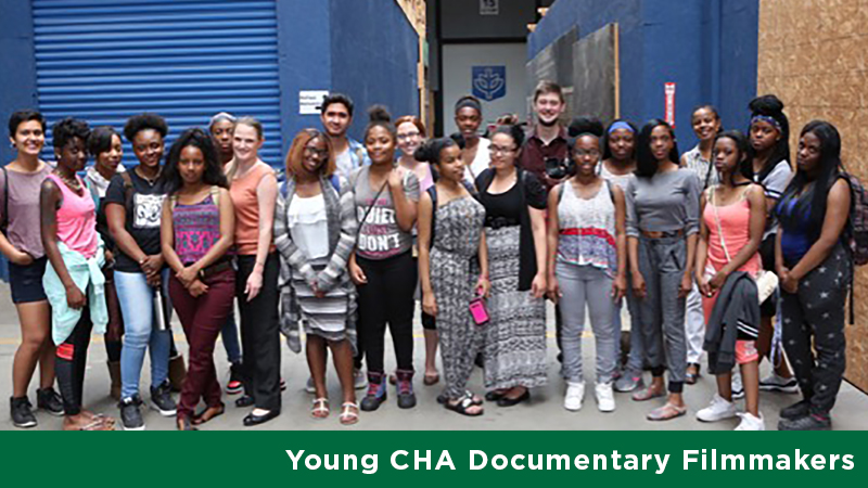 Young CHA Documentary Filmmakers