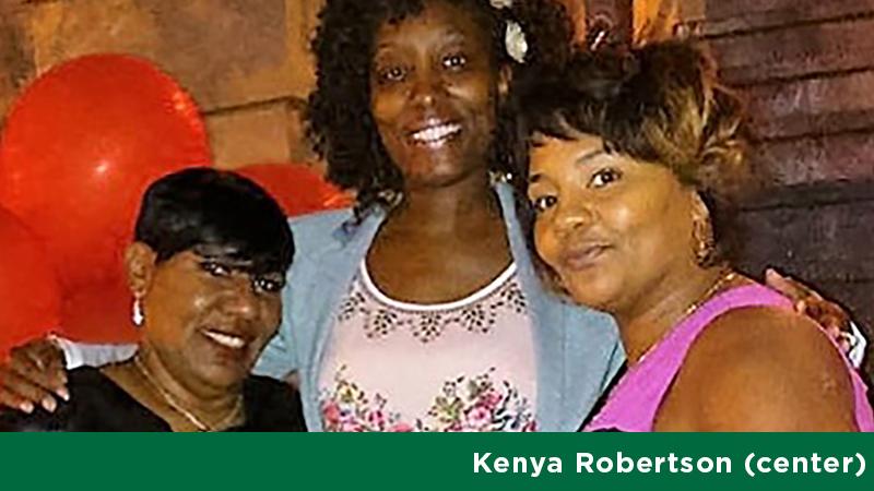 Kenya Robertson