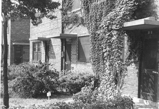 Cabrini Row Houses