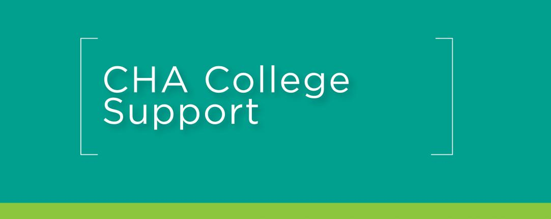 CollegeSupport