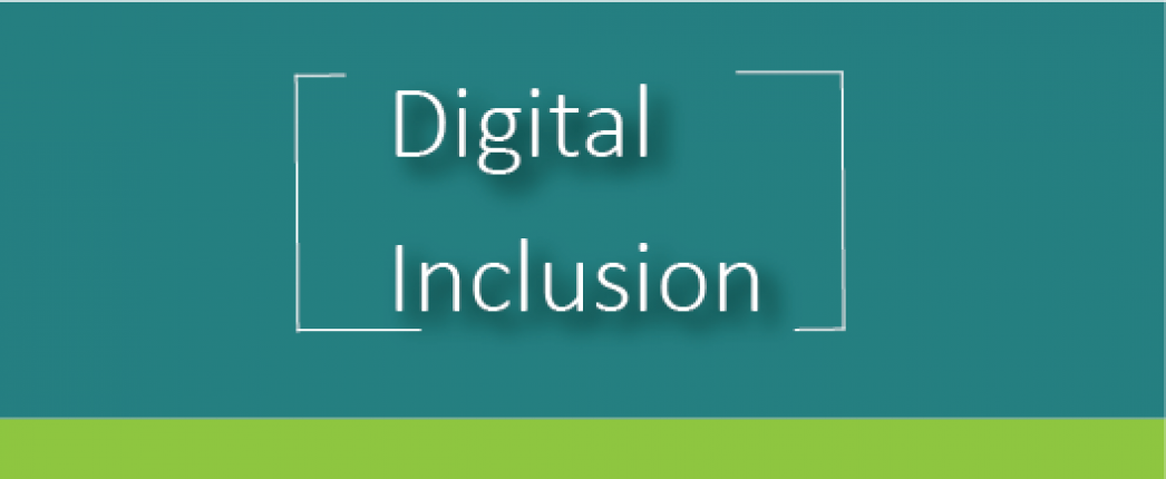 Digital Inclusion Banner