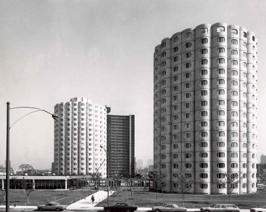 Hilliard Housing Complex