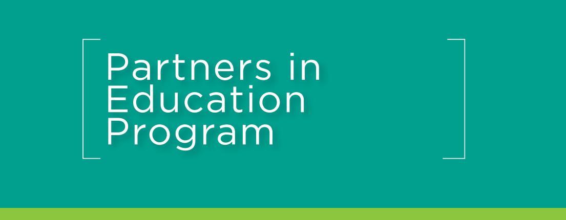 PartnersinEducationHeader