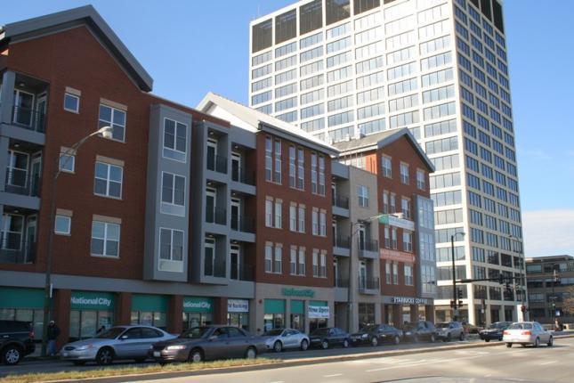 Park Boulevard Fall 2007